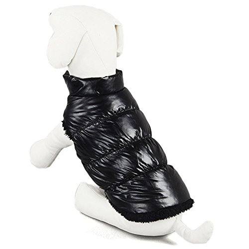 Venus Wolf Warm Winter Hundemantel Hundejacke Hundeweste Hundebekleidung Daunenjacke Puppy Pet Dog coat Jacket (XS - 3XL)