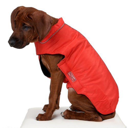 Wolters Hundemantel Outdoorjacke Jack rot 46 cm - 2