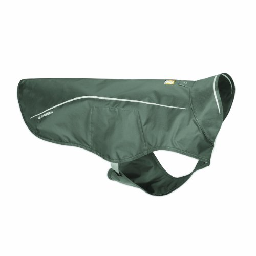 Ruffwear Sun Shower wasserdichte Regenjacke granite gray XXS