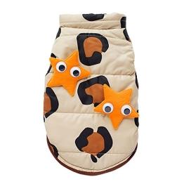 Chinatera Winter Hund Katze Hoodie Jacke Mantel Haustier Kleidung (8#) - 1