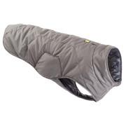 Ruffwear Hunde-Wintermantel Quinzee, Gr. 6, Farbe: grau