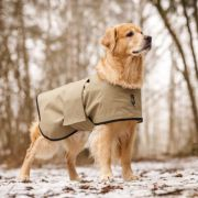 Wind Rain Fleece Hundemantel