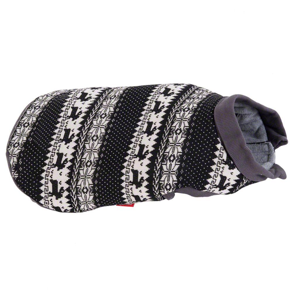 hundepullover mit norwegermuster ca 25 cm r ckenl nge. Black Bedroom Furniture Sets. Home Design Ideas