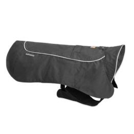Ruffwear Aira Regenjacke für Hunde twilight gray XXS