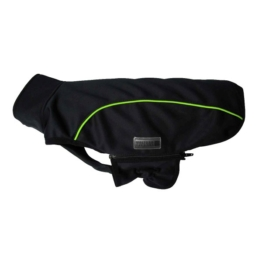 Wolters Softshell Jacke Basic schwarz und limone - 48cm