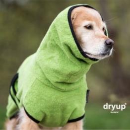 DryUp Cape Mantel kiwi XXL