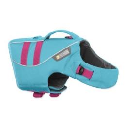 Ruffwear Float Coat Hunde-Schwimmweste Blue Atoll M