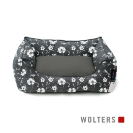 Wolters Cat & Dog Hundebett Grey Essentials