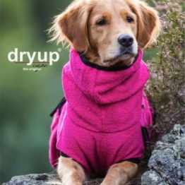 DryUp Cape Mantel pink L