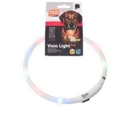 Karlie Visio Light LED Leuchtschlauch bis 75cm weiß