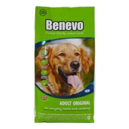 Benevo Hundefutter Vegan Dog Original - 15kg