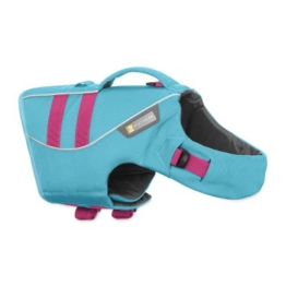 Ruffwear Float Coat Hunde Schwimmweste Blue Atoll