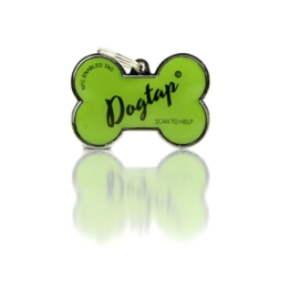 Dogtap digitale Hundemarke - grün