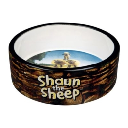 Shaun Das Schaf Keramiknapf Shauns Herde