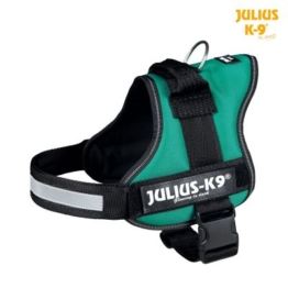 Julius K9 Powergeschirr Gruen