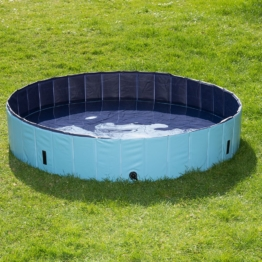 Hundepool - Dog Pool Keep Cool - Ø 160 x H 30 cm (ohne Abdeckung)