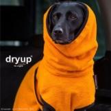 DryUp Cape Mantel clementine XXL