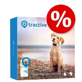 Tractive GPS Pet Tracker zum Sonderpreis! - Weiß