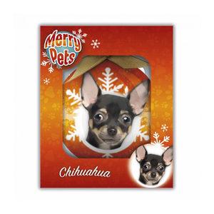 Merry Pets Christbaumkugel Hund - Chihuahua