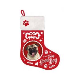 Plenty Gifts – Weihnachtssocken Mops