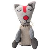 NUFNUF Hunde-Plüschspielzeug Cat Morris