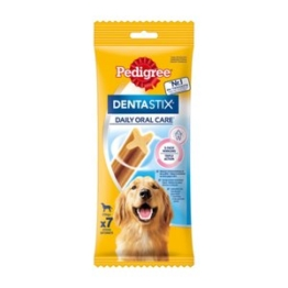 Pedigree Zahnpflege Dentastix 10x7 Stück für große Hunde