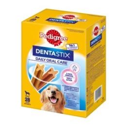 Pedigree Zahnpflege Dentastix Multipack 28 Stück für große Hunde