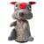 NUFNUF Hunde-Plüschspielzeug Dog Biff