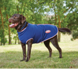 Weatherbeeta Fleece Zip Dog Coat - 70 cm