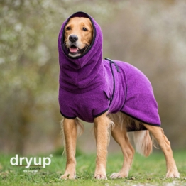 DryUp Cape Mantel bilberry