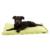 Oster Hundekissen Self-Warming grün-braun
