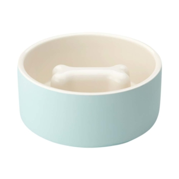 Magisso® Hundenapf Cooling Ceramics hellblau, Gr. 2