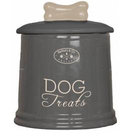 HEIM Hunde-Futterbox »Banbury«, grau
