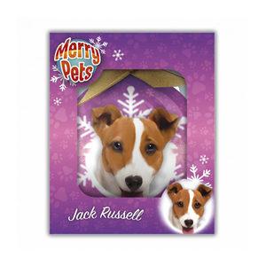 Merry Pets Christbaumkugel Hund - Jack Russell