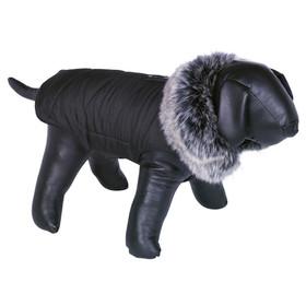 Nobby Hundemantel Adua schwarz, Größe: 48 cm