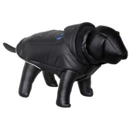 Nobby Hundemantel Bully schwarz, Länge: 37 cm, Hals: 43 - 48 cm