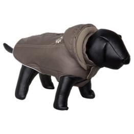 Nobby Hundemantel Bully taupe, Länge: 34 cm, Hals: 40 - 44 cm
