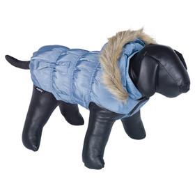 Nobby Hundemantel Daiki blau, Größe: 40 cm