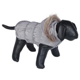 Nobby Hundemantel Daiki grau, Größe: 32 cm