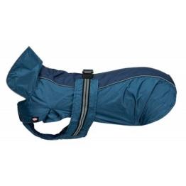 TRIXIE Hunderegenmantel »Hunderegenmantel Rouen Mops und Co«, blau