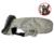 Wolters | Amundsen für Mops & Co - grau | Rückenlänge 42 cm