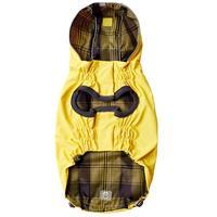 Hunde-Regenmantel GF Pet ELASTOFIT gelb - ca. 52 cm Rückenlänge (Größe XL)